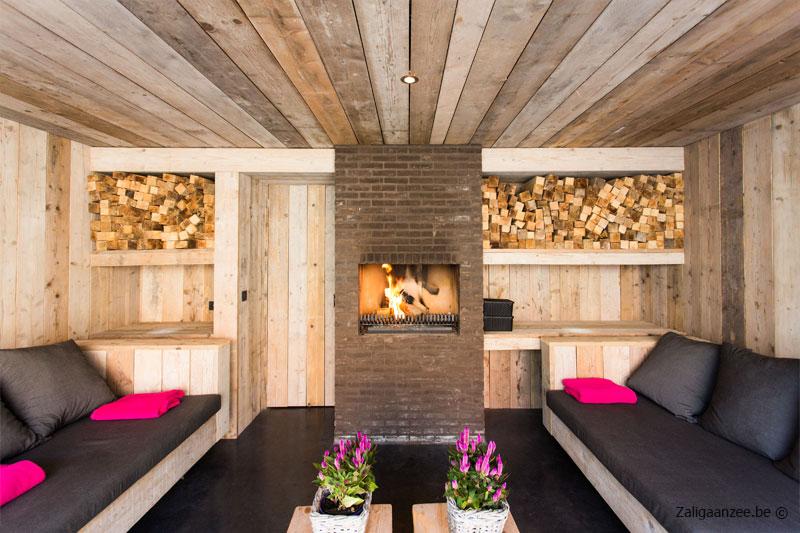 charmant huis belgische kust te huur bij zaligaanzee On huis aankleden