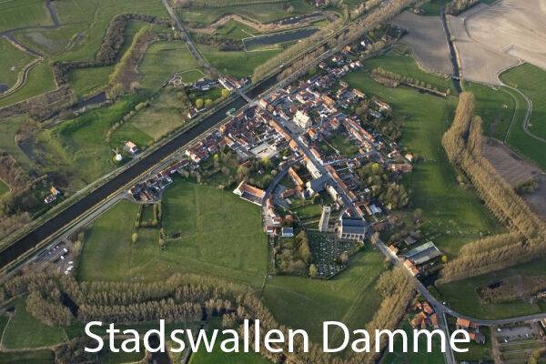 Stadswallen Damme